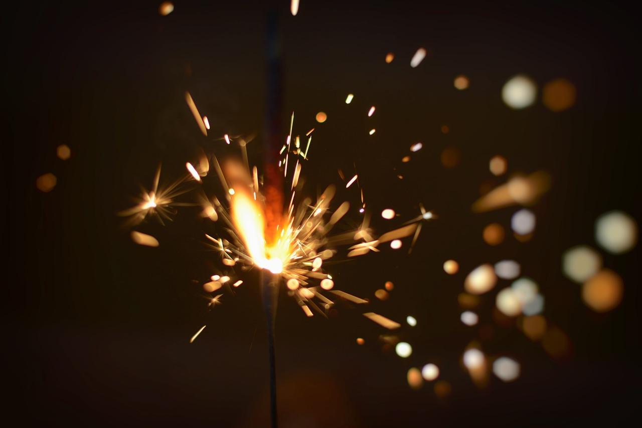 mimpi kembang api