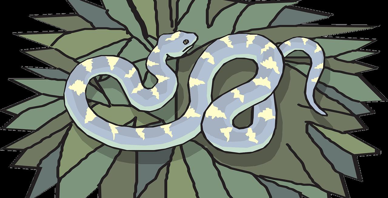 mimpi banyak ular