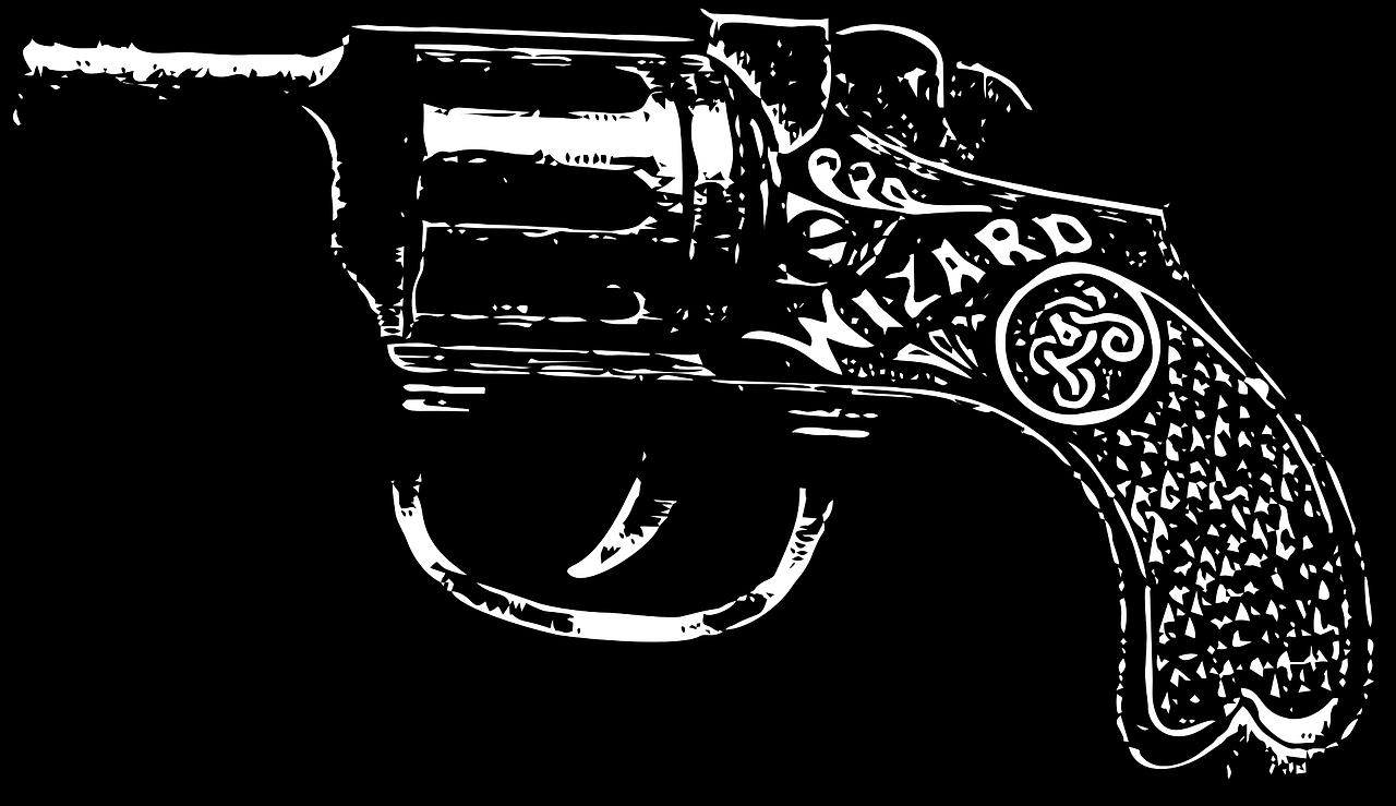 mimpi pistol