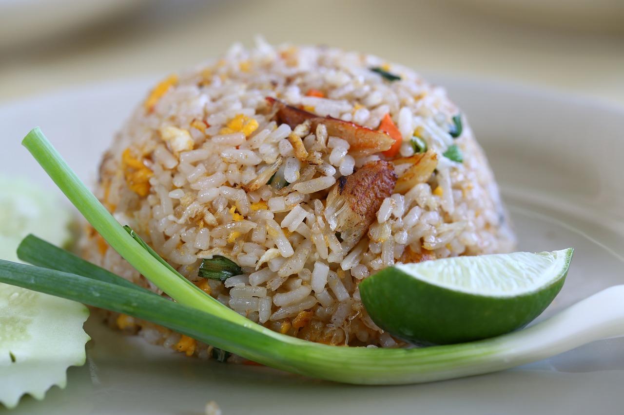 mimpi nasi
