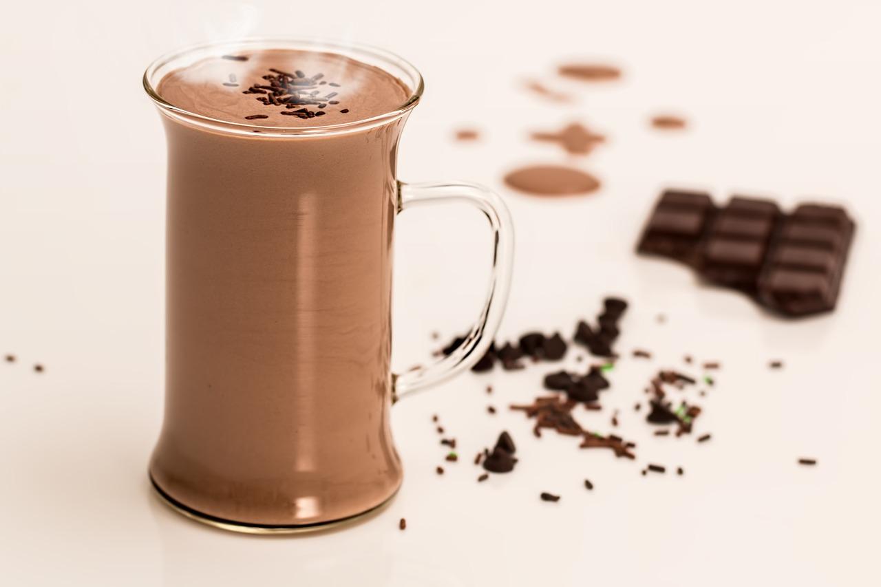 mimpi minum coklat