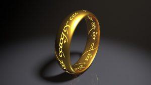 mimpi cincin emas