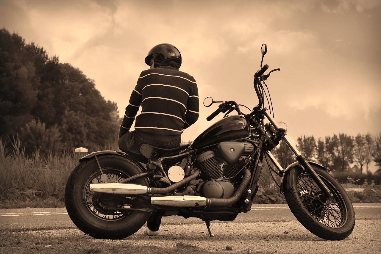 mimpi sepeda motor