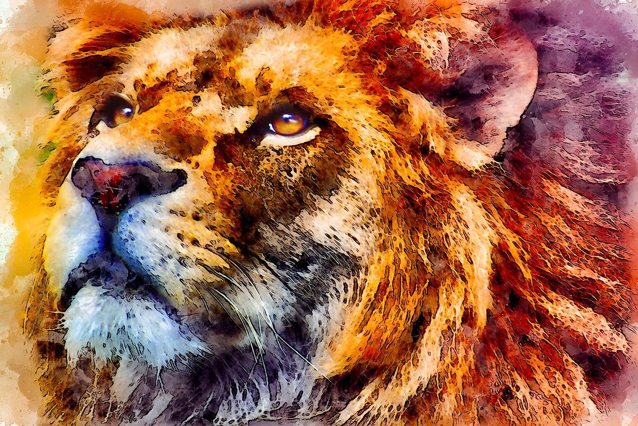 mimpi singa