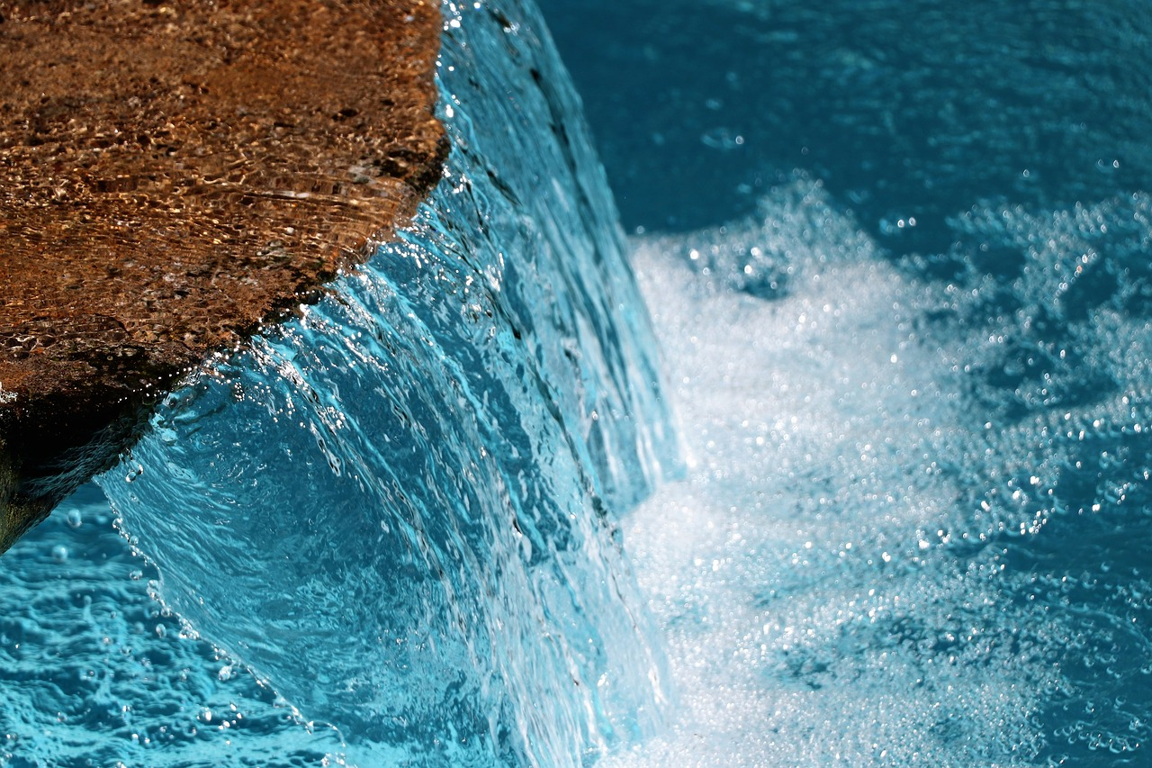 mimpi air bersih