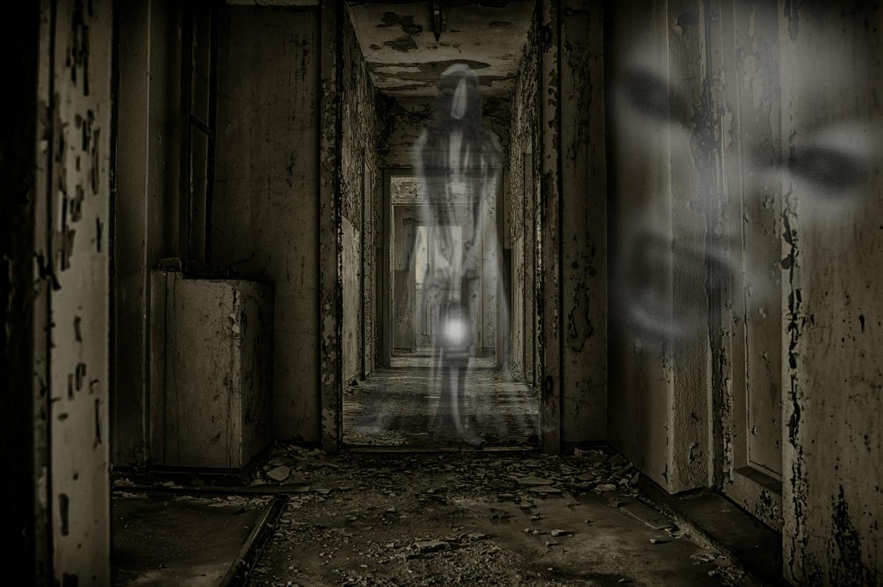 mimpi hantu wanita
