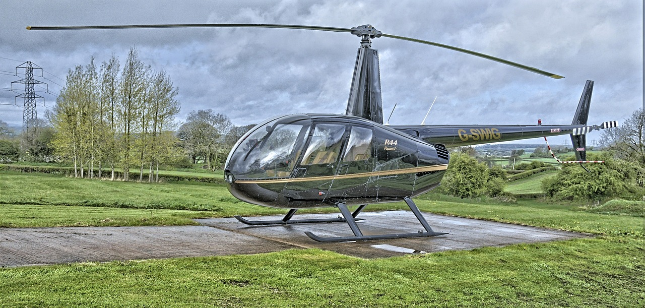 mimpi naik helikopter
