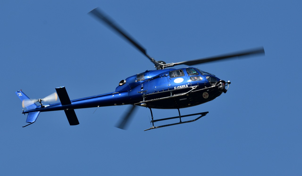arti mimpi helikopter mendarat