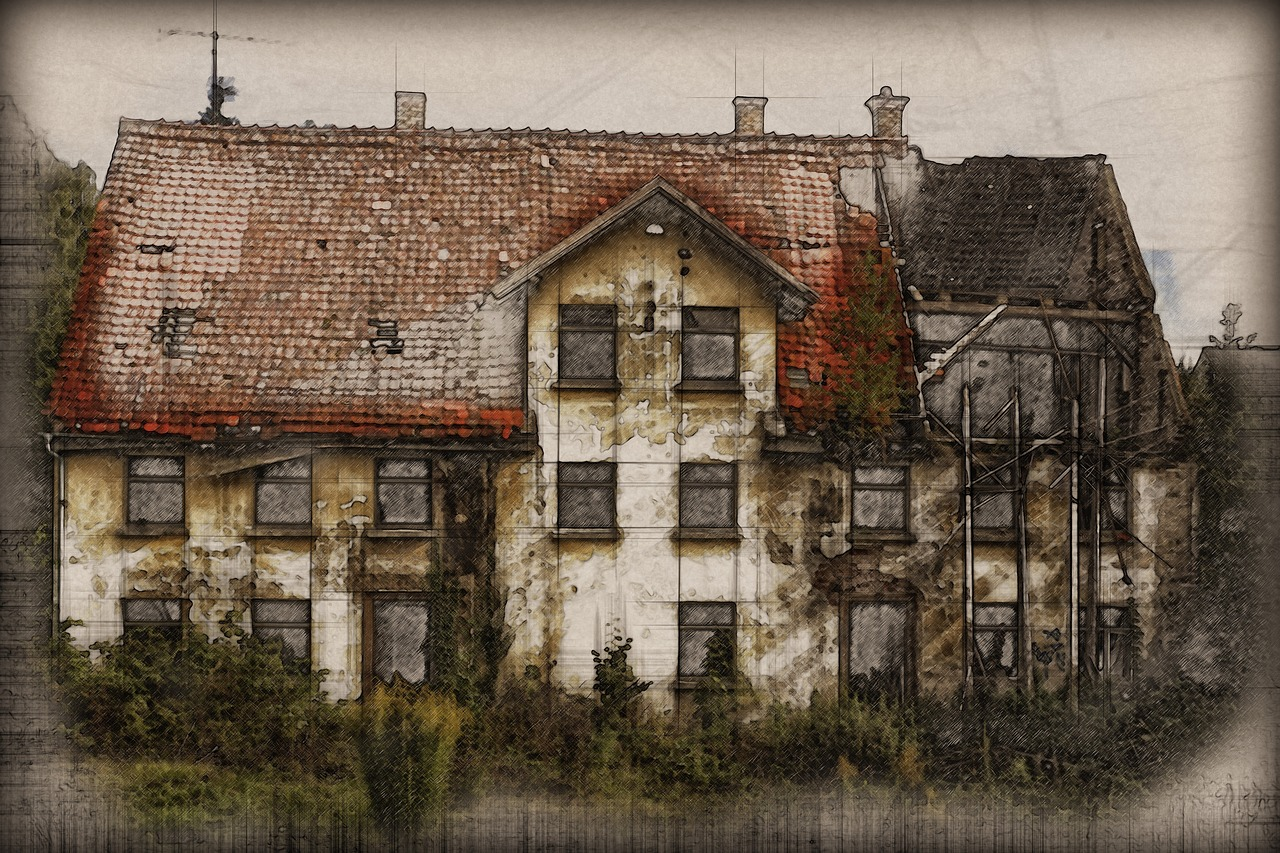 mimpi rumah bobrok