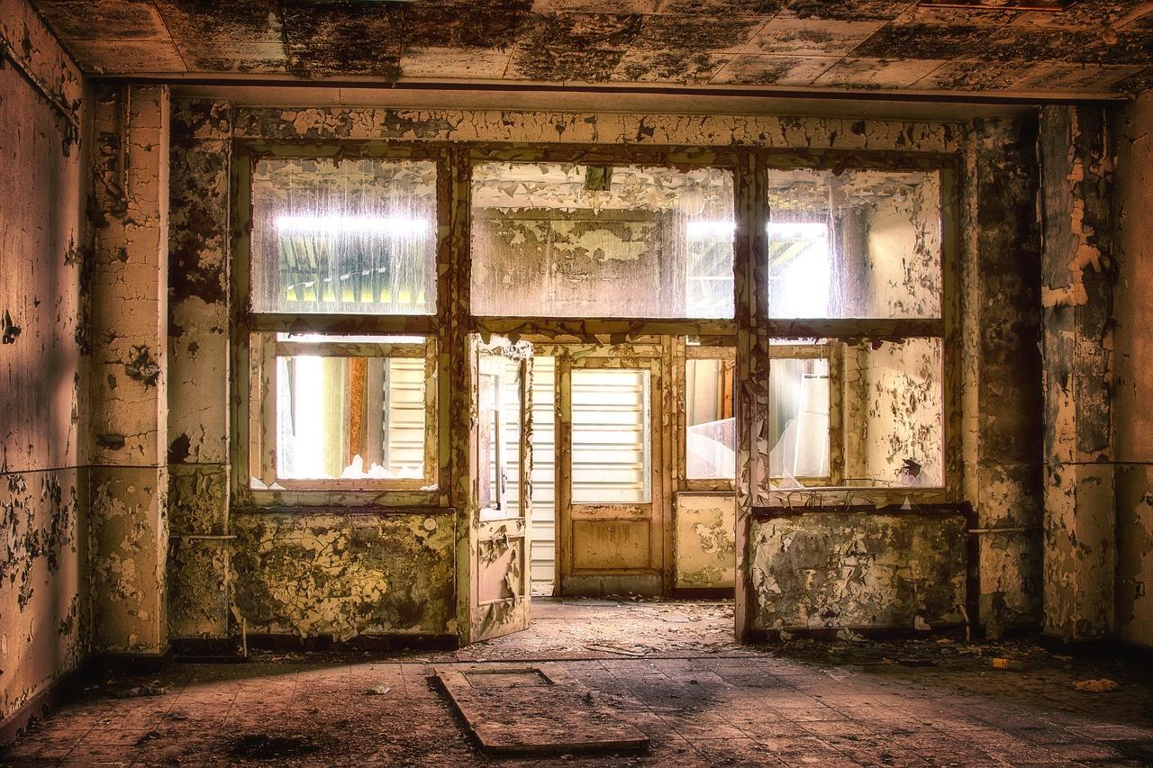 mimpi rumah tua digusur