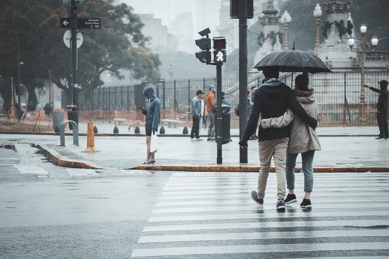 mimpi payung hujan