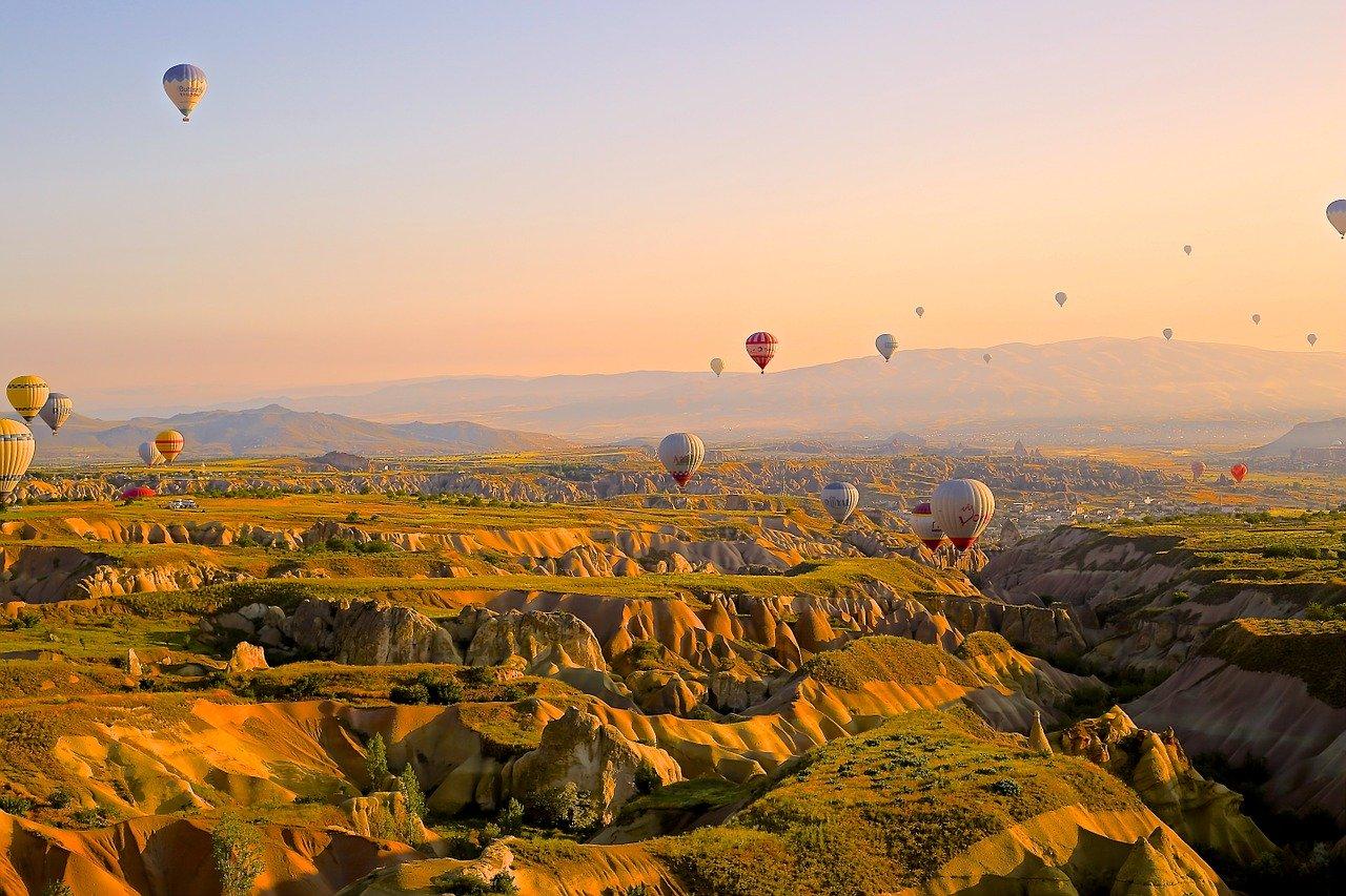arti mimpi balon terbang