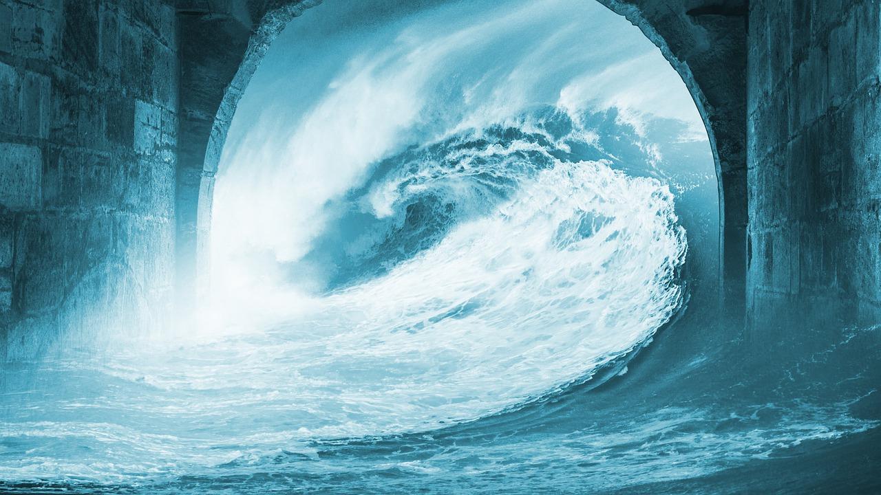 Arti Mimpi Bencana Tsunami